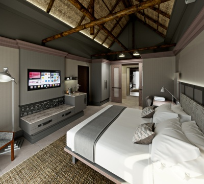 New Rooms at Mokuti